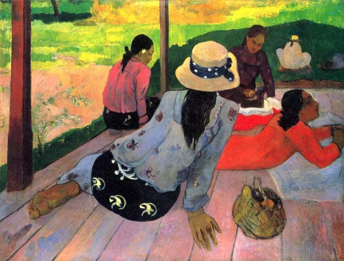 Afternoon Quiet Hour by Gauguin.jpg